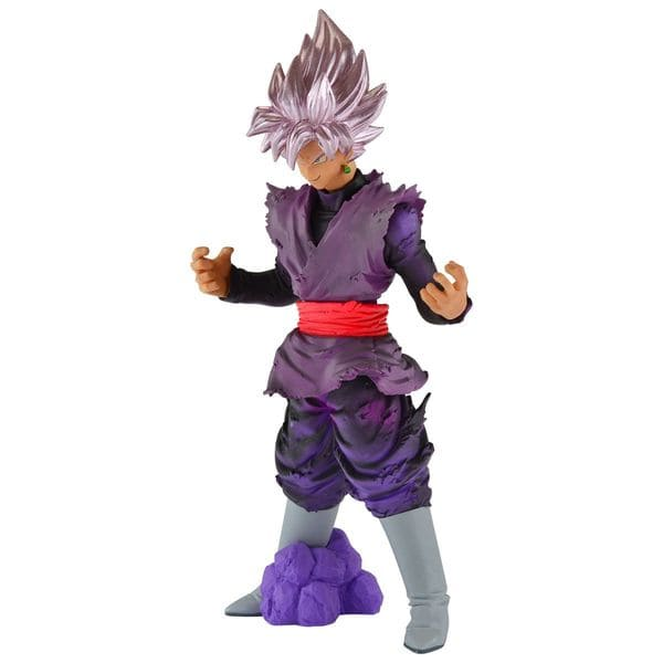 Dragon Ball Super - Goku Black Rose - Banpresto
