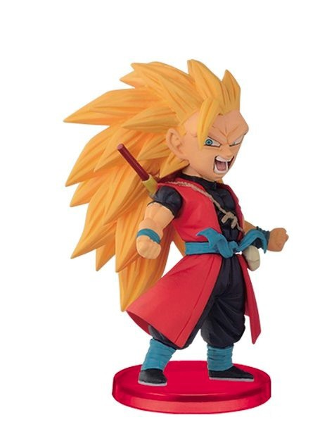 Dragon Ball Super Heroes  WCF - Son Goku Xeno - Figure Collection vol,2 - Banpresto