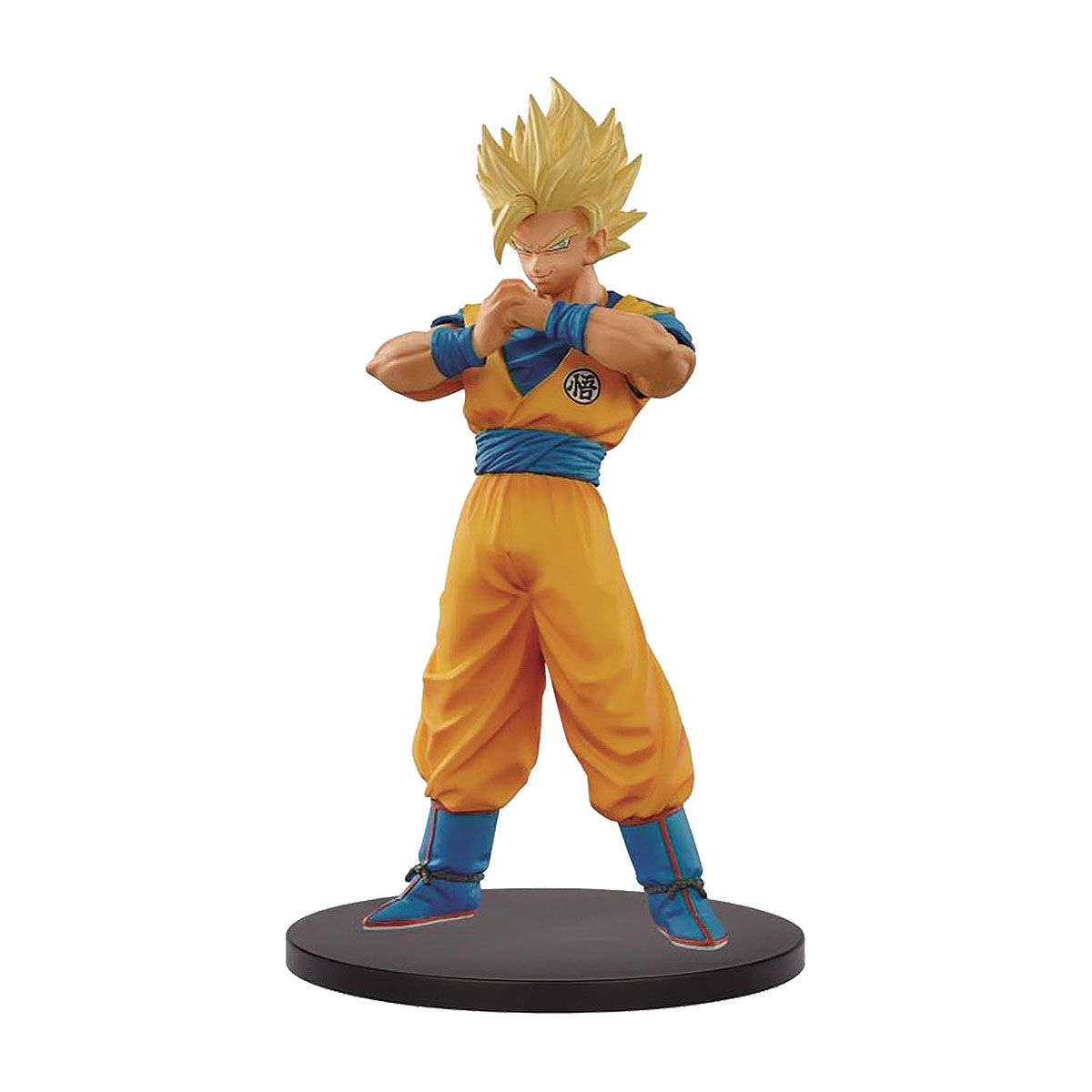 Dragon Ball Super - Super Saiajin 2 Goku - DXF The Super Warriors Vol,5 - Banpresto