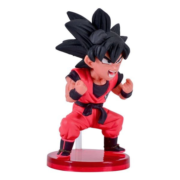 Dragon Ball Super WCF - Son Goku - Fig, Collection Saiyans Bravery Vol,1 - Banpresto