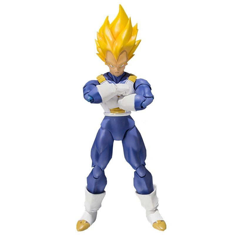 Dragon Ball Z - Vegeta Super Saiyan (Premium Color Edition) - S,H,Figuarts