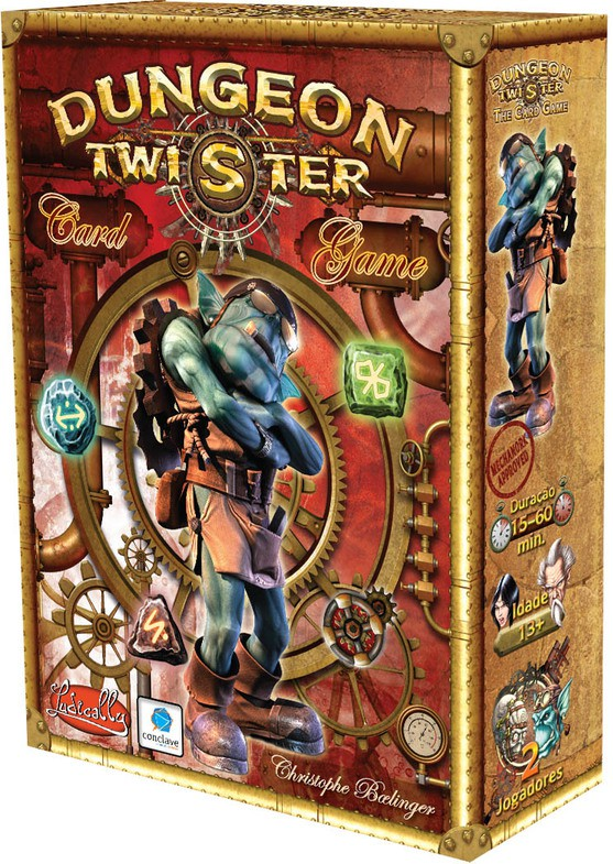 Dungeon Twister - Card Game