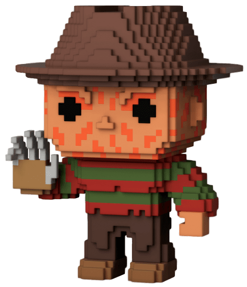 Funko POP!  8-Bit Freddy Krueger - Nightmare on Elm Street