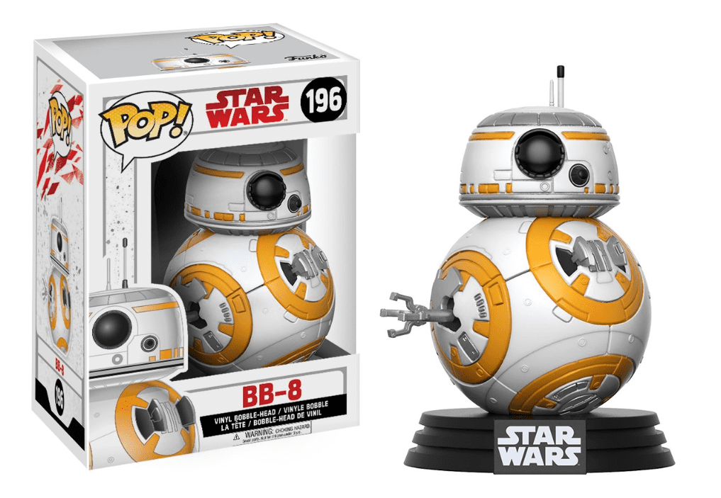 Funko POP! BB-8 - Star Wars Episodio VII