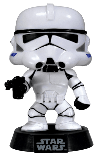 Funko POP! Clone Trooper - Star Wars