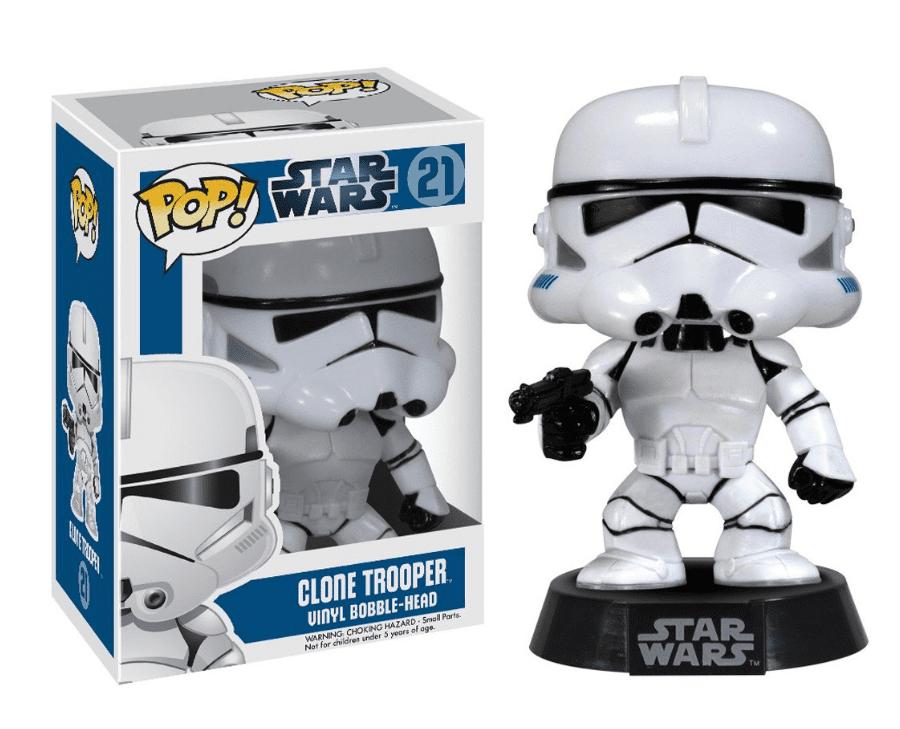 Funko POP! Clone Trooper - Star Wars