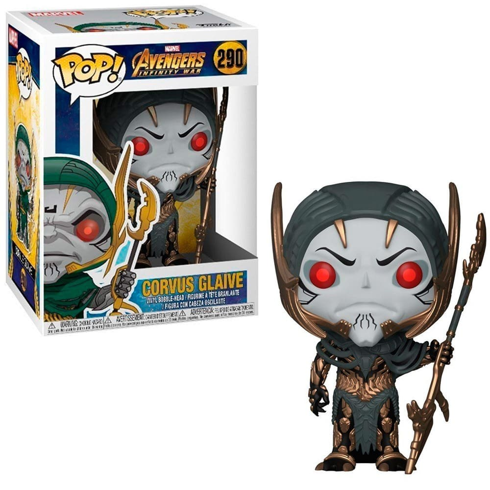Funko POP! Corvus Glaive - Avengers: Infinity War
