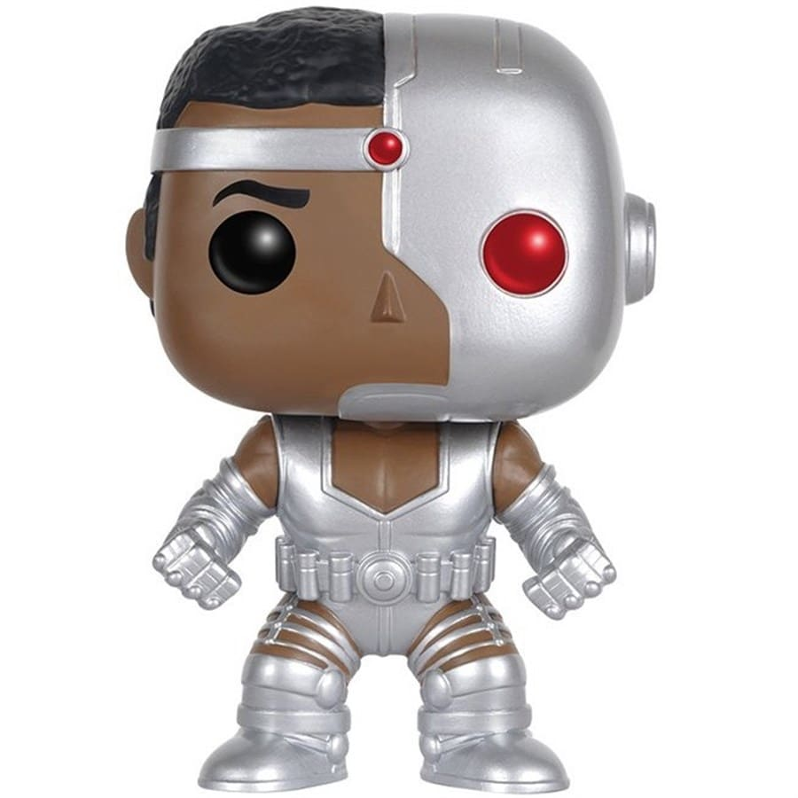 Funko POP! Cyborg - DC Comics Super Heroes