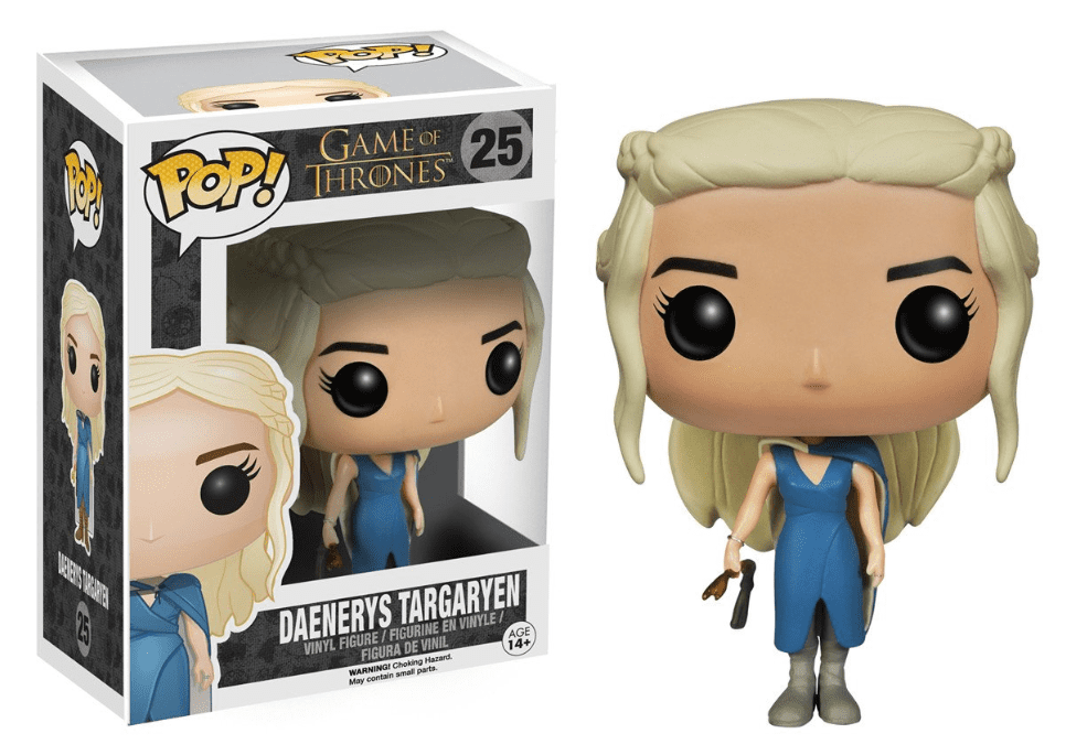 Funko POP! Daenerys Targaryen - Game of Thrones