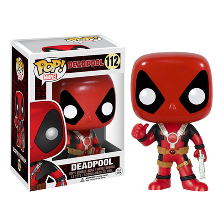 Funko POP! Deadpool (Thumb Up) - Marvel Comics