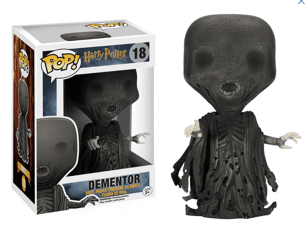 Funko POP! Dementor - Harry Potter