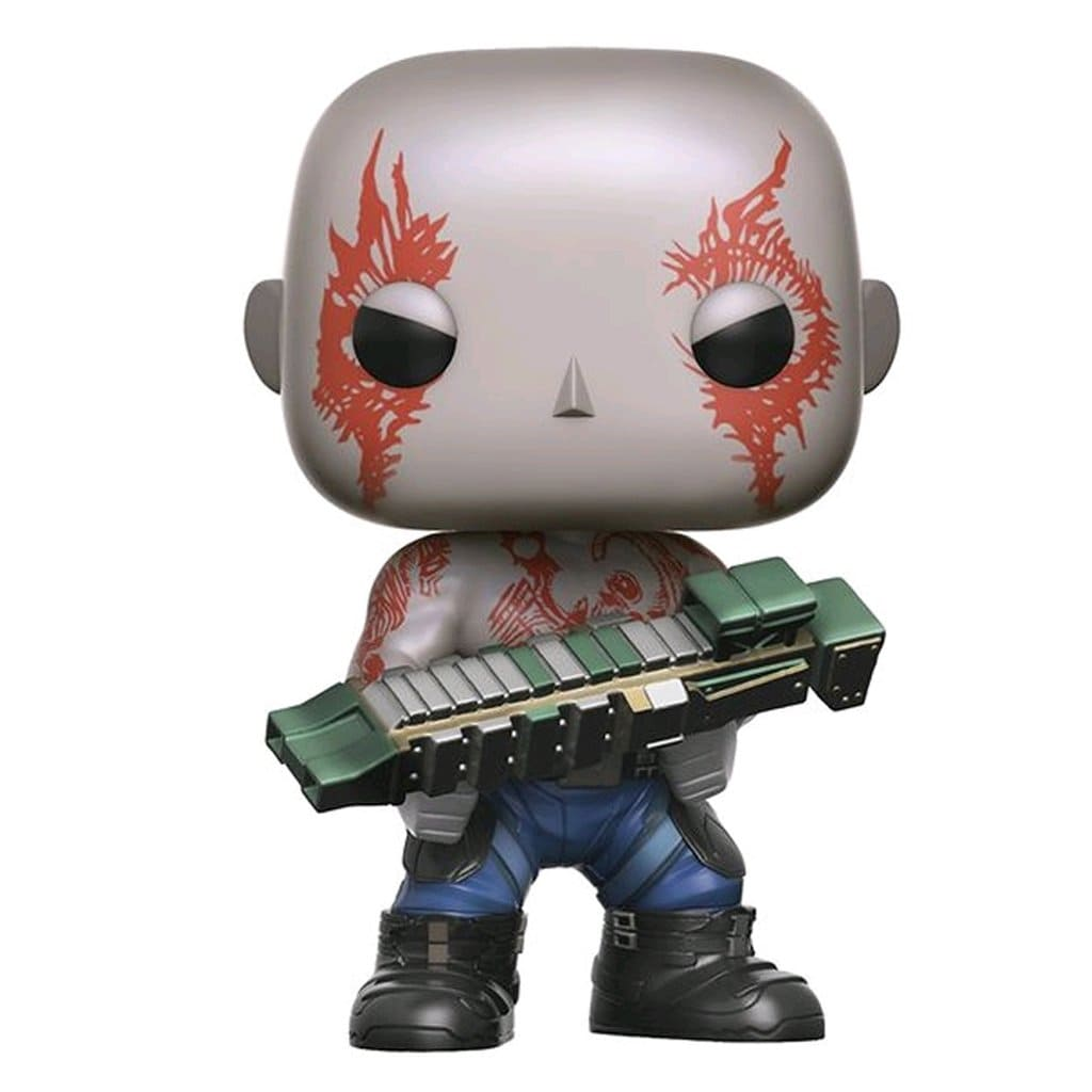 Funko POP! Drax - Guardians of The Galaxy Vol, 2