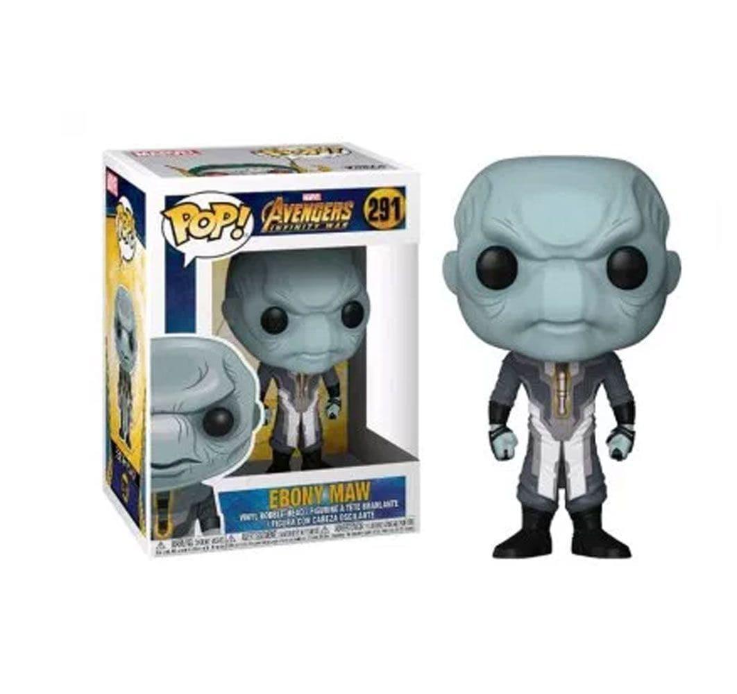 Funko POP! Ebony Maw - Avengers: Infinity War