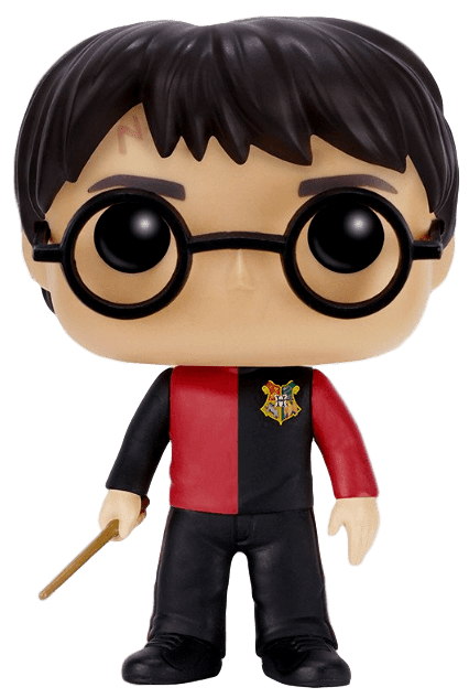 Funko POP! Harry Potter Triwizard Tournament - Harry Potter e o Cálice de Fogo