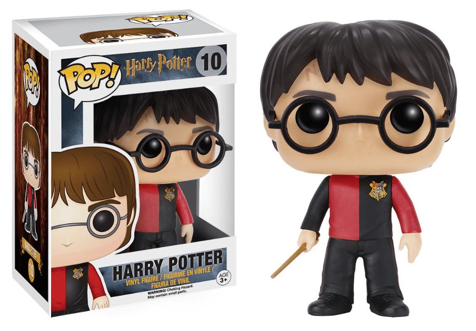 Funko POP! Harry Potter Triwizard Tournament - Harry Potter e o Cálice de Fogo