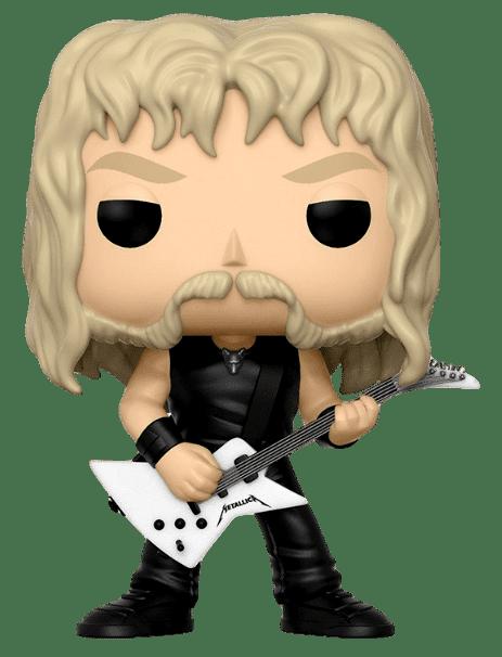 Funko POP! James Hetfield - Metallica