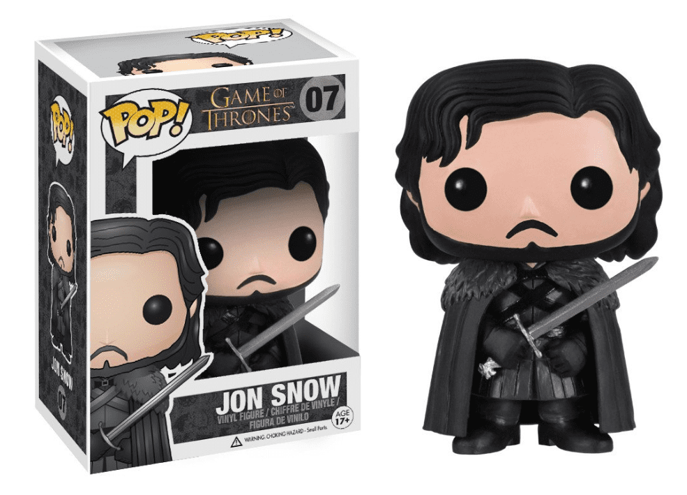 Funko POP! Jon Snow Nightwatch - Game of Thrones