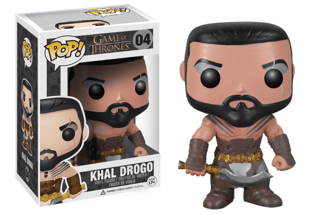 Funko POP! Khal Drogo - Game of Thrones