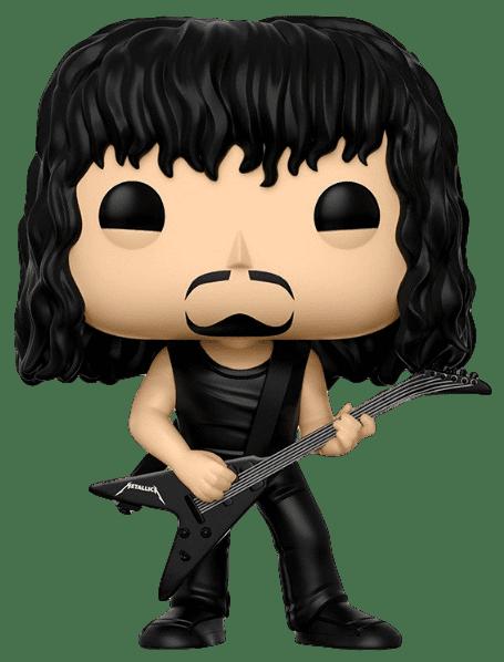Funko POP! Kirk Hammet - Metallica