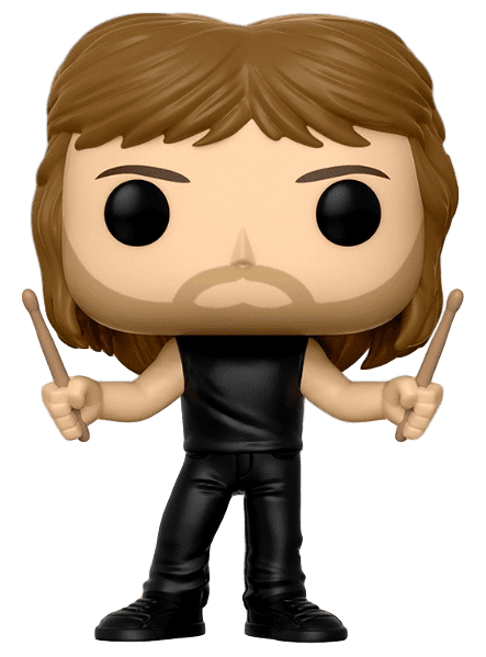 Funko POP! Lars Ulrich - Metallica