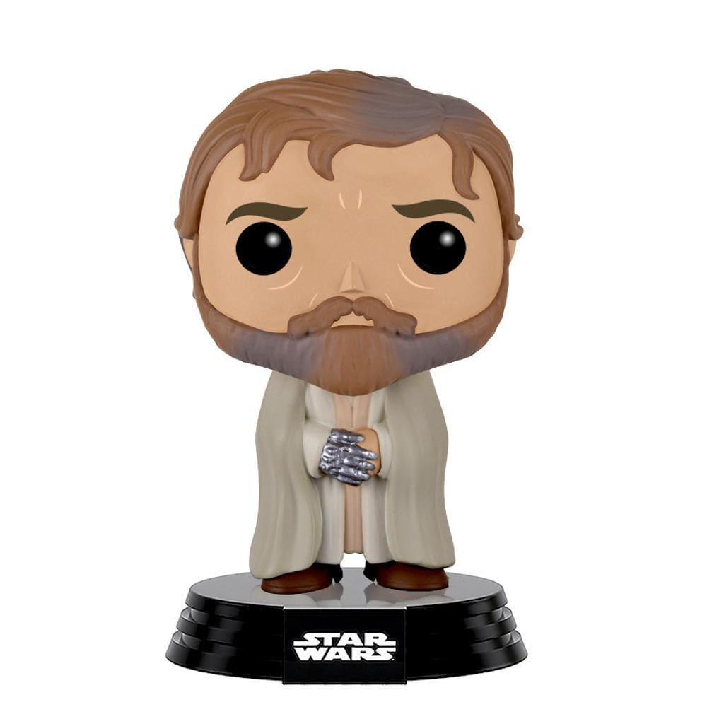 Funko POP! Luke Skywalker - Star Wars Ep, VII