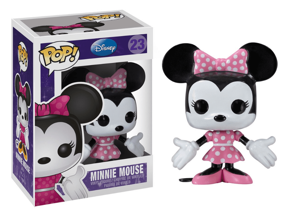Funko POP! Minnie Mouse - Disney