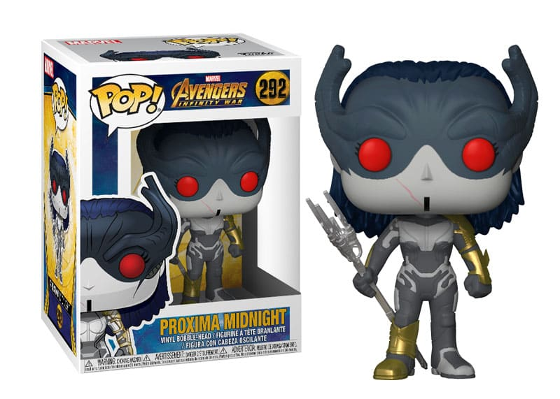 Funko POP! Proxima Midnight - Avengers: Infinity War