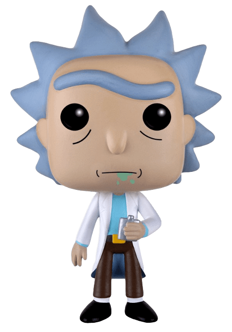Funko POP! Rick - Rick and Morty