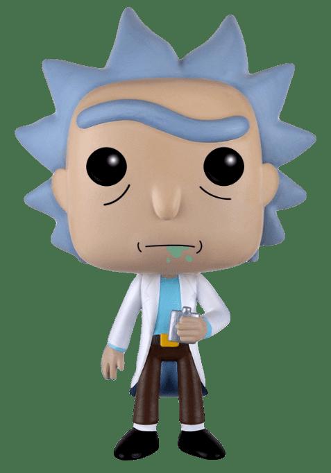 Funko POP! Rick - Rick and Morty
