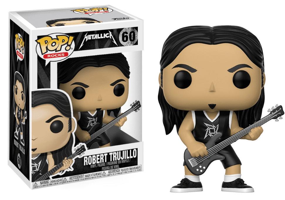 Funko POP! Robert Trujillo - Metallica