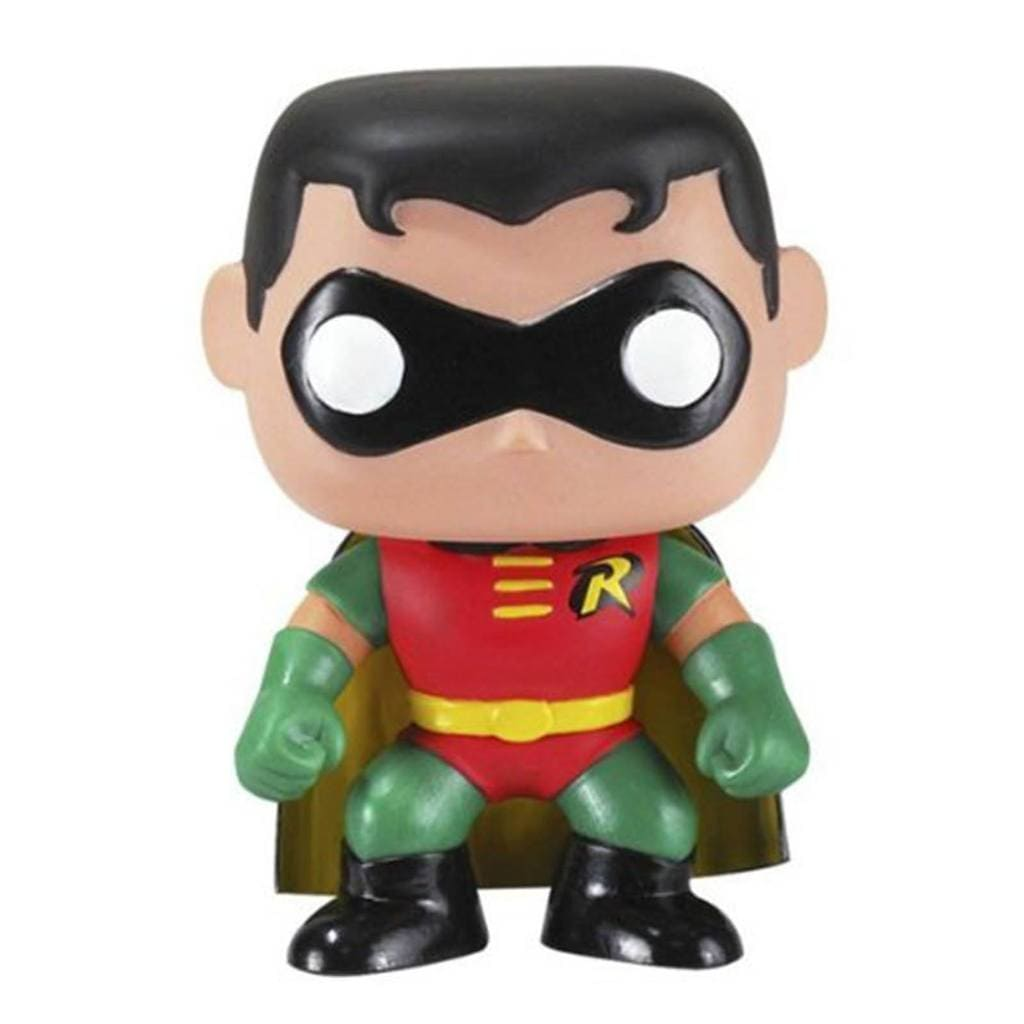 Funko POP! Robin - DC Comics Super Heroes