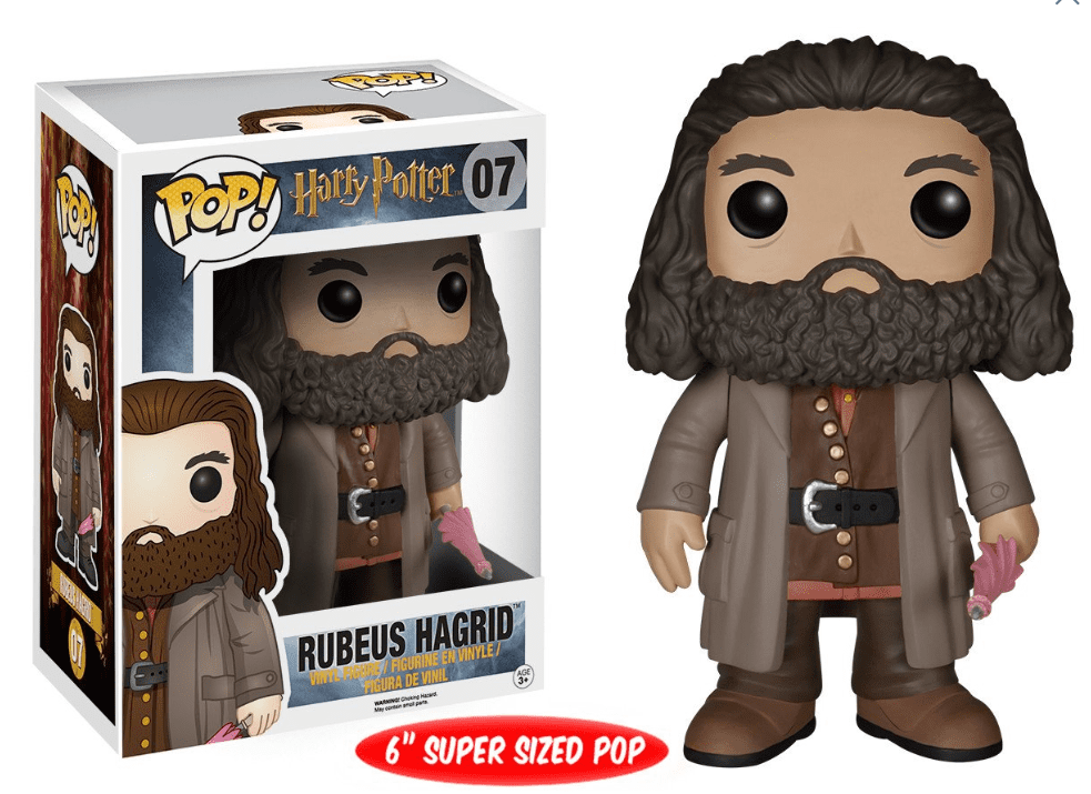 Funko POP! Rubeus Hagrid - Harry Potter
