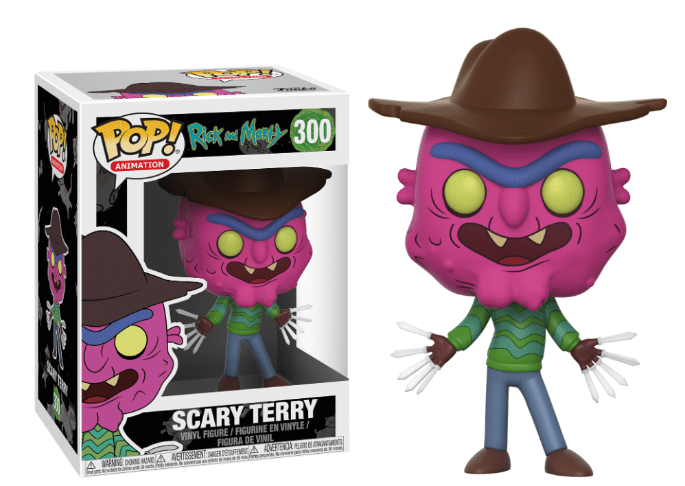 Funko POP! Scary Terry - Rick and Morty