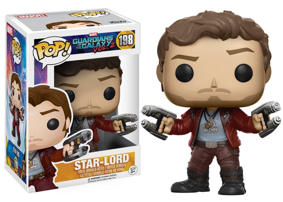 Funko POP! Star Lord - Guardians of The Galaxy Vol, 2