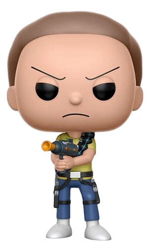 Funko POP! Weaponized Morty - Rick and Morty