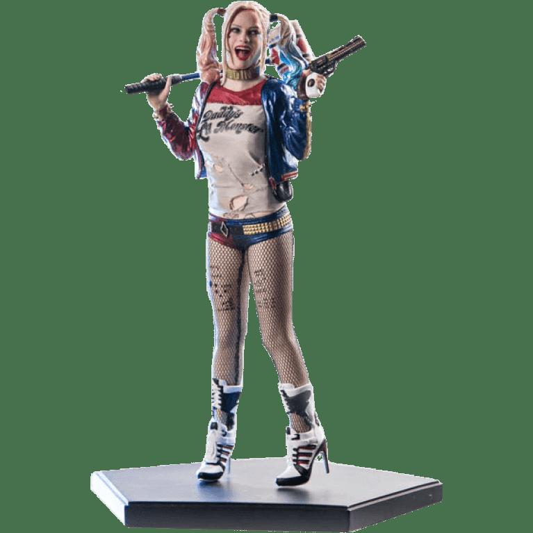 Harley Quinn 1:10 - Suicide Squad - Iron Studios