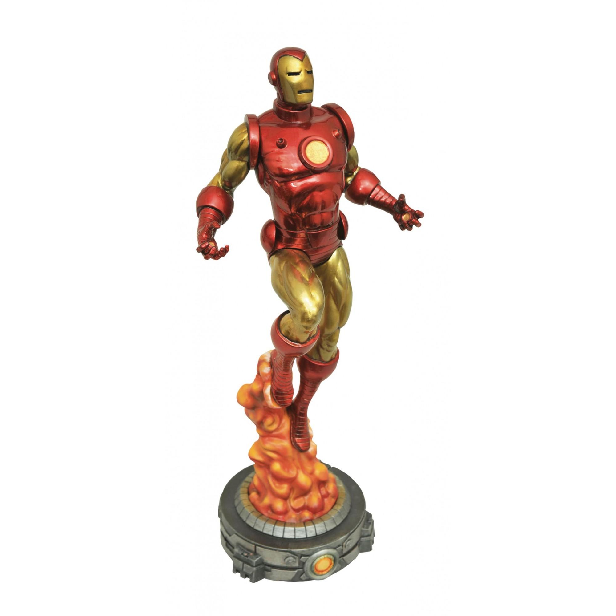 Iron Man Classic - Gallery Statue - Marvel - Diamond
