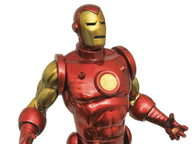 Iron Man Classic - Gallery Statue - Marvel - Diamond