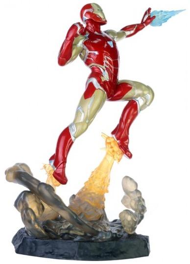 Iron Man Mark LXXXV - Vingadores: Ultimato - Gallery Diorama - Diamond