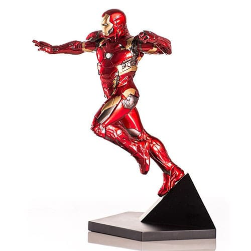 Iron Man Mark XLVI 1:10 - Captain America: Civil War - Iron Studios