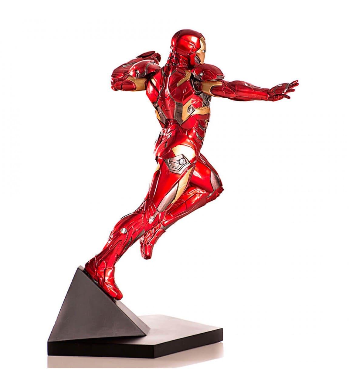 Iron Man Mark XLVI 1:10 - Captain America: Civil War - Iron Studios