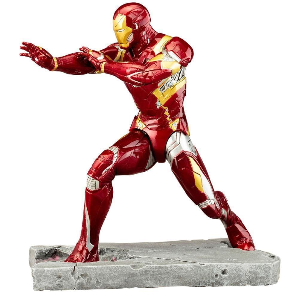 Iron Man Mark XLVI - Captain America: Civil War - Artfx+ Statue - Kotobukiya