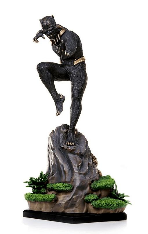 Killmonger 1:10 - Black Panther - Iron Studios