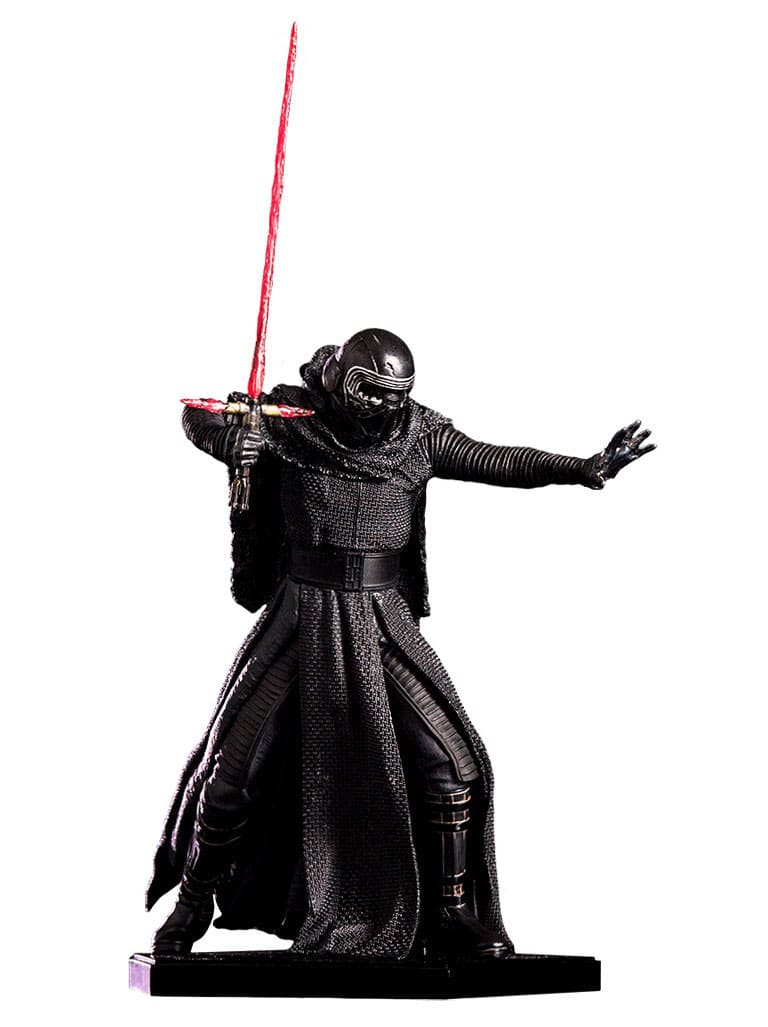 Kylo Ren 1:10 - Star Wars Ep,VII - Iron Studios