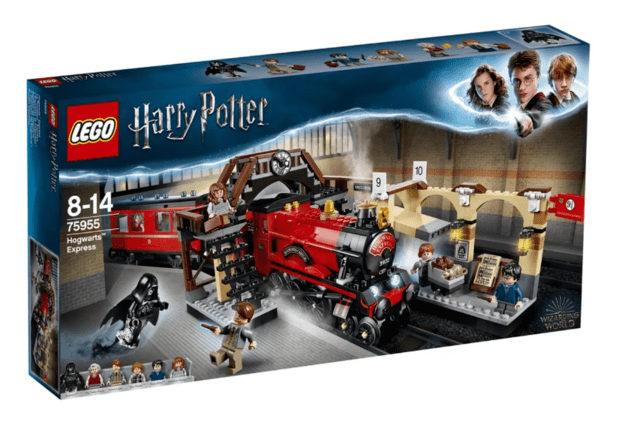 Lego Harry Potter Expresso Hogwarts