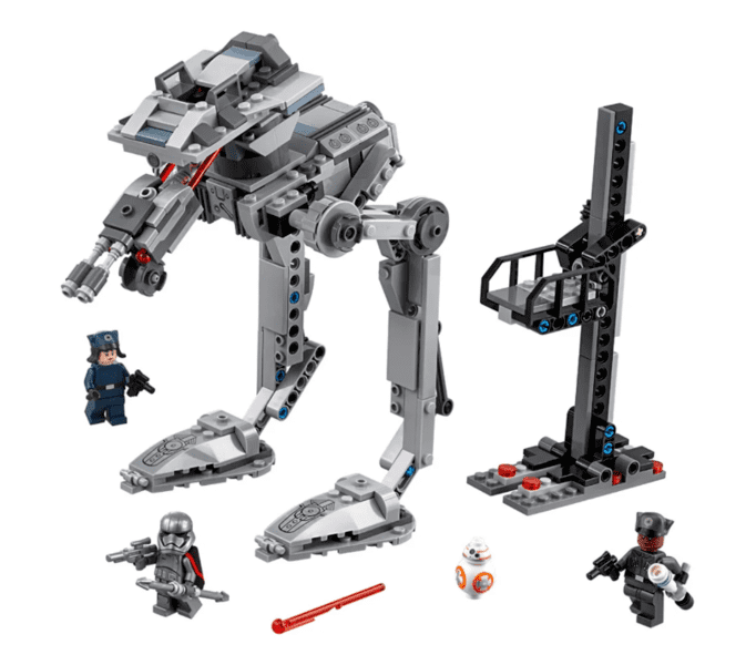Lego Star Wars First Order AT-ST
