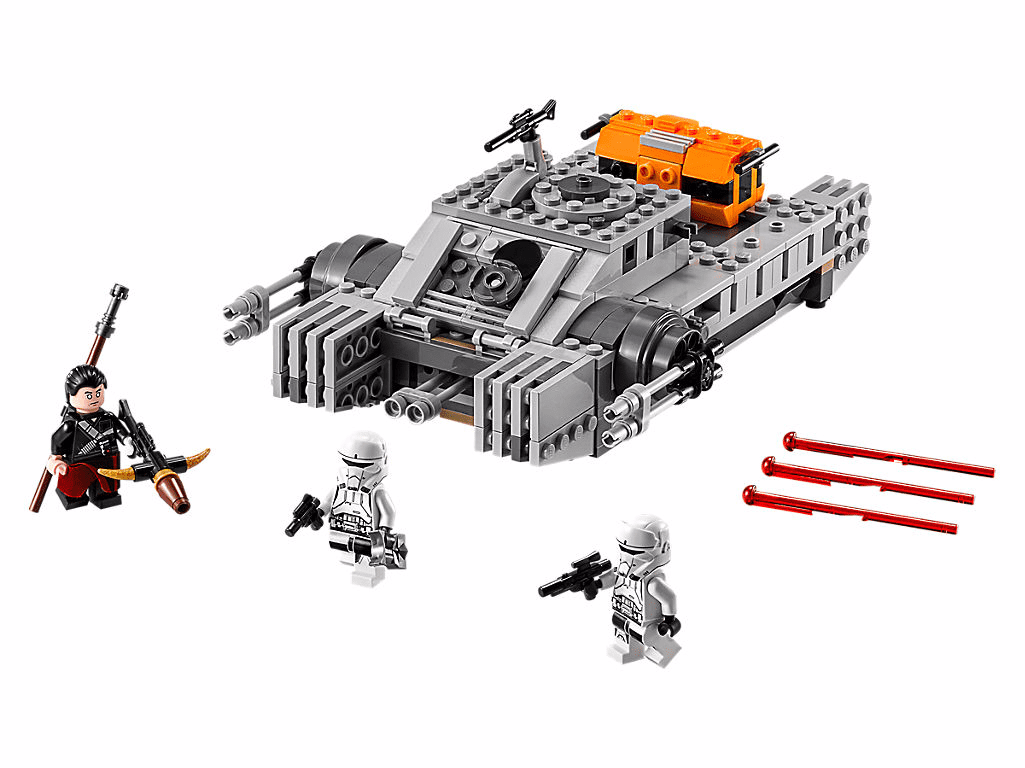 Lego Star Wars Hovertank Imperial de Assalto