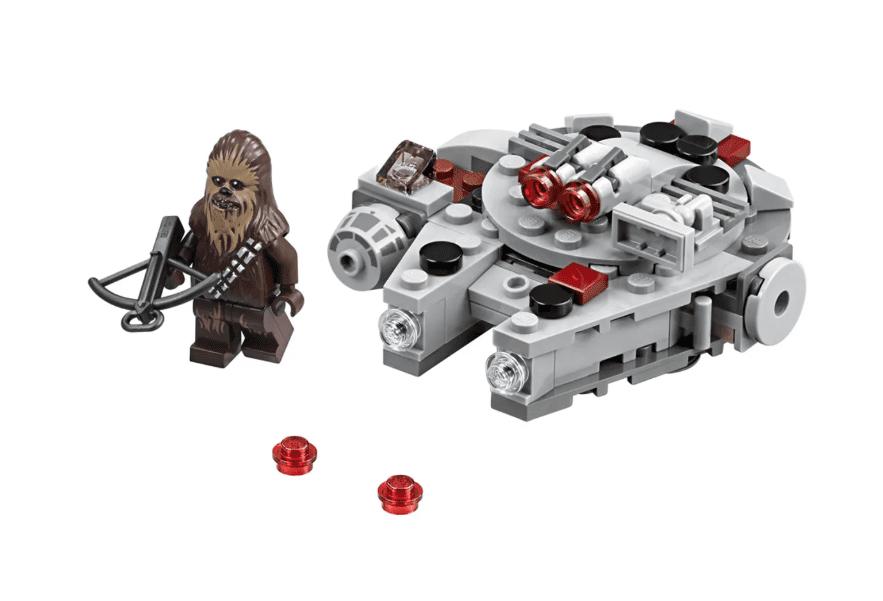 Lego Star Wars Millennium Falcom Microfighters Series 5