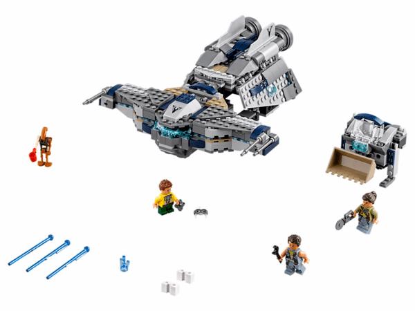 Lego Star Wars Predador das Estrelas