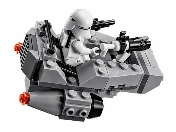 Lego Star Wars SnowSpeeder Primeira Ordem